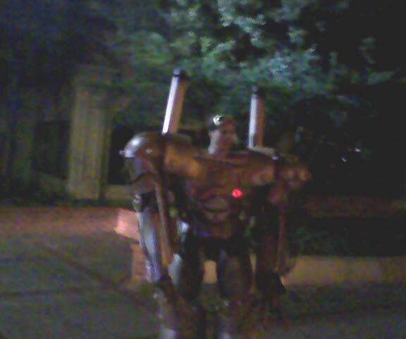 Steam Mech via Drunk Cam